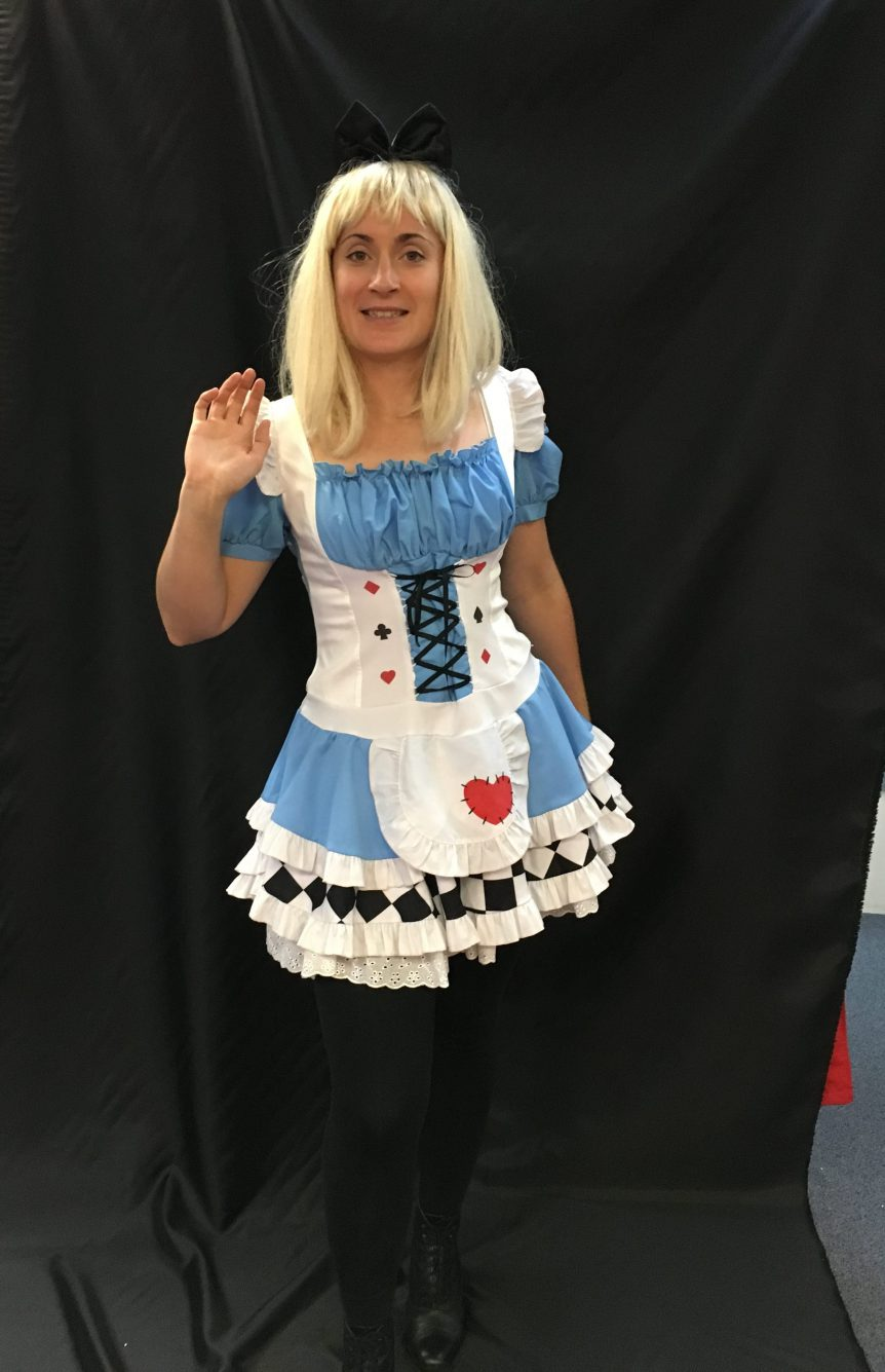 ALICE IN WONDERLAND 3