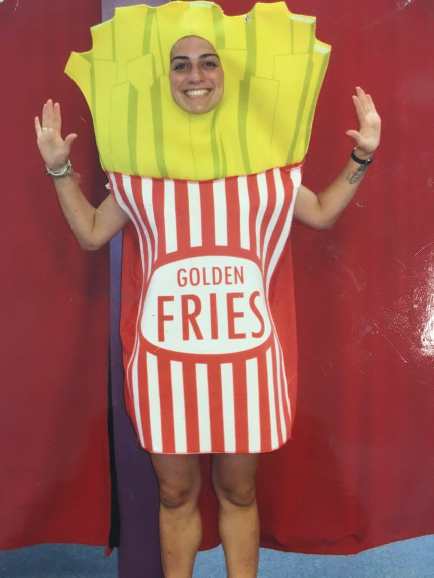 FRIES (CHIPS)