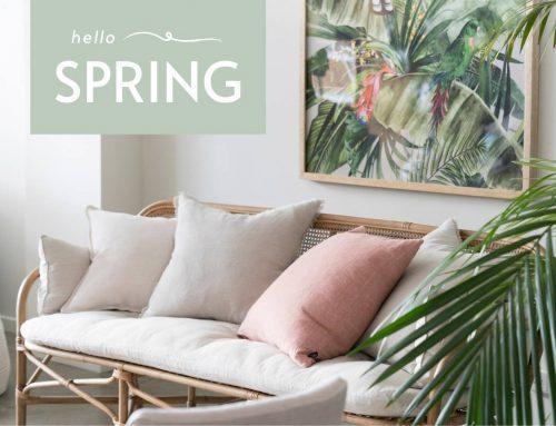 What's New this Spring at SOFA & SOUL