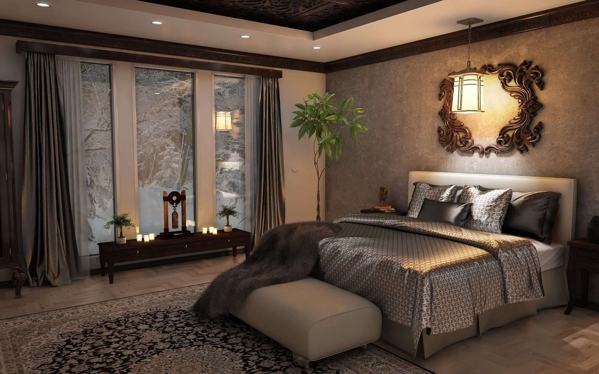 First Option Bank loan for decorating
